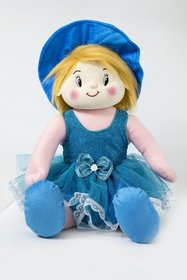 Baby Doll Girl  Gracy  Blue Color by Lovely Toys