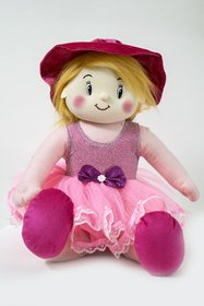 Baby Doll Girl  Gracy  Pink Color by Lovely Toys