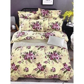 By. Bikon's 100 cotton bed sheets