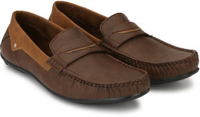 Evolite Coffee, Brown Stylish Loafers, Smart Casuals for Men and Boys