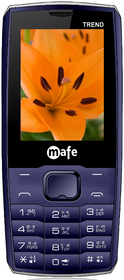 Mafe Trend With Dual Sim, 2.4 Inch Display, 1800 MAH Ba