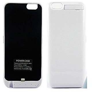 LAPLOMA Power Case Rechargable Cover For iphone (7/6s/6) -Multicolor