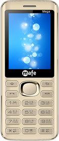 Mafe Mega With Dual Sim, 2.4 Inch Display,2400 MAH Batt