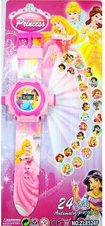 Princess Digital Projector Watch