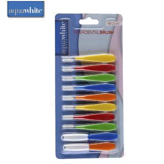 Aquawhite Interdental brush ( pack of 1 )