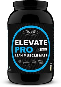 Sinew Nutrition Elevate Pro Lean Muscle Mass Gainer Pro - 137691850