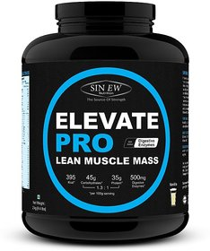 Sinew Nutrition Elevate Pro Lean Muscle Mass Gainer Pro - 137691900