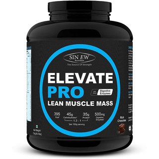 Sinew Nutrition Elevate PRO Lean Muscle Mass Gainer Pro - 137691824