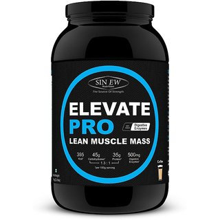 Sinew Nutrition Elevate Pro Lean Muscle Mass Gainer Pro - 137691871