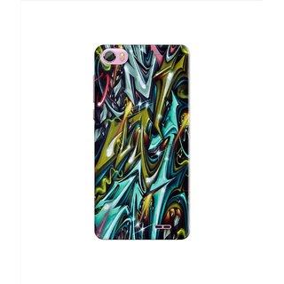 PREMIUM STUFF PRINTED BACK CASE COVER FOR LAVA PIXEL V2 DESIGN 5571
