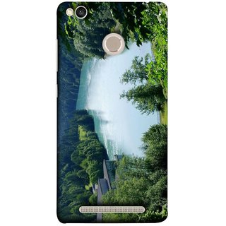 PREMIUM STUFF PRINTED BACK CASE COVER FOR REDMI 3S PRO EDITION DESIGN 5200