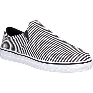 Flora Comfort Black Casual Shoe