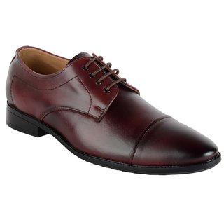 ShoeAdda Stylish And Classy Maroon Formal 1307