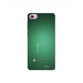 PREMIUM STUFF PRINTED BACK CASE COVER FOR LAVA IRIS X5 4G DESIGN 5693