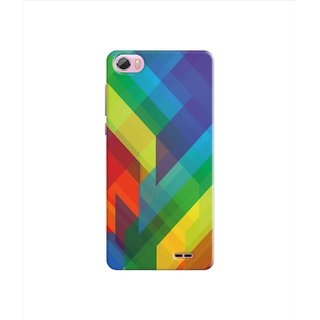 PREMIUM STUFF PRINTED BACK CASE COVER FOR LAVA IRIS X5 4G DESIGN 5849