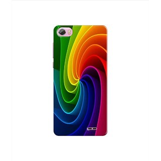 PREMIUM STUFF PRINTED BACK CASE COVER FOR LAVA IRIS X5 4G DESIGN 5862