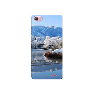 PREMIUM STUFF PRINTED BACK CASE COVER FOR LYF WATER F1S DESIGN 5259