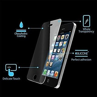 2.5D premium quality 0.4 mm tempered glass