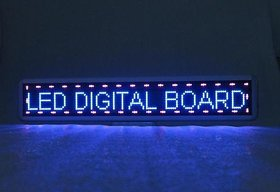 Led Scrolling Display 1x4'ft