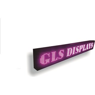 Led Scrolling Display 1x6'ft