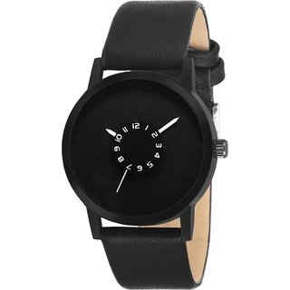 Royal Black Stunning Premium Exclusive Analog Watch