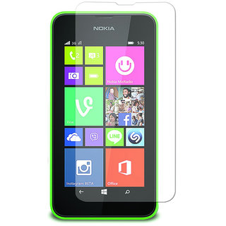Screen Protector Tempered Glass For Nokia Lumia 530