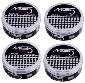 MG5 Hair  Wax For Men - Set Of 4