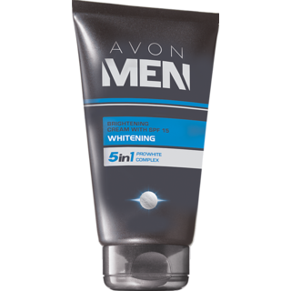 Avon for Men Brightening Cream Cleanser 150ml