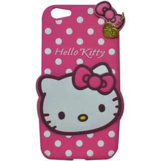 new concept 26e6b e92d2 Style Imagine Hello Kitty 3D Designer Back Cover Vivo Y69 - Pink