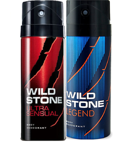 NEW Wild Stone Body Deodorant Spray - For Men  (150 ml)