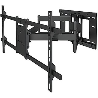 Imported TV Wall Mount for 42,65,75,82,90 inches display Arms can be extend upto 810mm and accept weight upto 90Kg