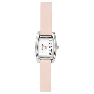 Sonata Yuva Analog Silver Dial Womens Watch - NC8014SL07