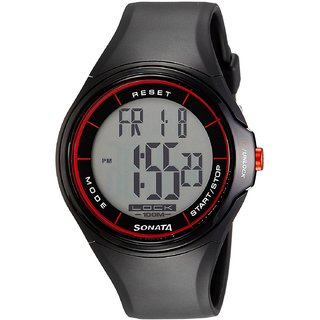 Sonata Digital Dial Womens watch - 7992PP01J