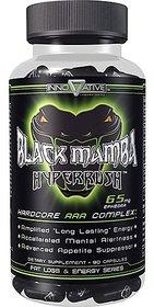 Black Mamba fat burner caps
