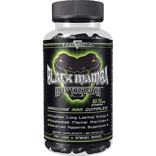 Black Mamba fat burner caps
