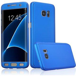 Samsung Galaxy S7 Edge Bumper Cases BeingStylish - Blue