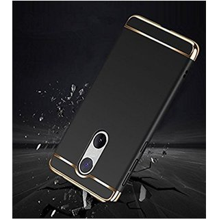 Nokia 6 Plain Cases Ipaky - Black
