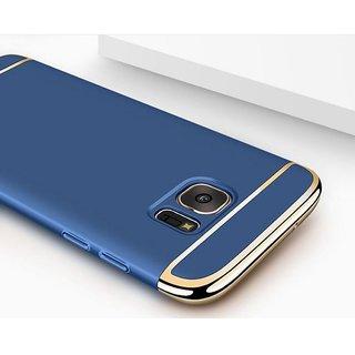 Samsung Galaxy S6 Edge Plain Cases BeingStylish - Blue