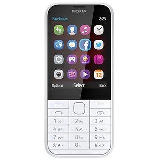Nokia 225 white housing body
