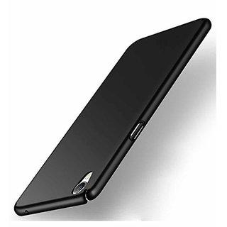 Vivo Y51L Plain Cases Top Grade - Black