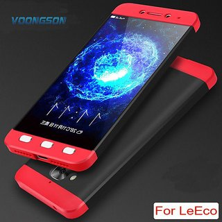 Letv Le 2 Hybrid Covers Worth IT - Red