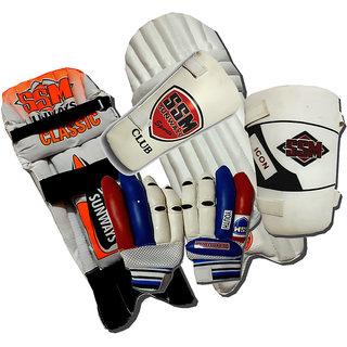 PARADISE COLLECTION PC SPORTS CLUB GLV-PD-LB-TH Cricket Kit Cricket Kit COMBO2