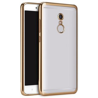 Redmi Note 4 Soft Silicon Cases Wow Imagine - Transparent