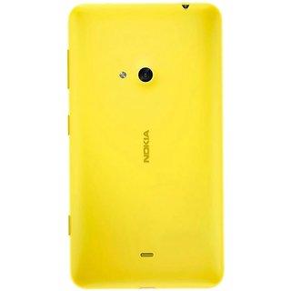 Nokia Back Panel For Nokia Lumia 625-Yellow