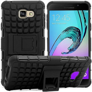 Samsung Galaxy A9 Pro Case With Stand by 2Bro - Black