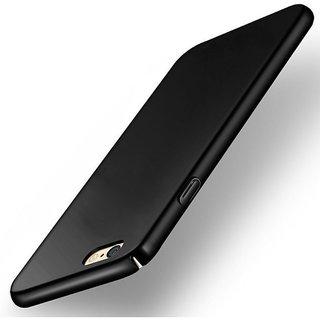 Oppo A57 Plain Cases PKSTAR - Black