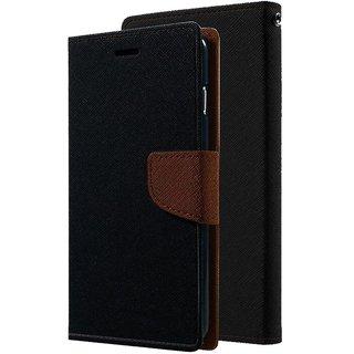 Lenovo K6 Note Flip Cover by CareFone - Blue