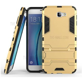 Samsung Galaxy J7 Prime Cover by Bris Mart - Golden