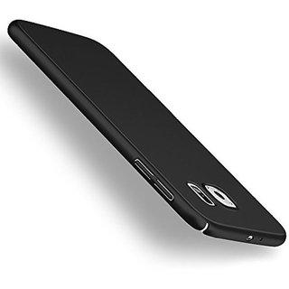 Samsung Galaxy S7 Edge Plain Cases Ipaky - Black