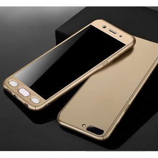 Oppo A71 Bumper Cases Ipaky - Golden